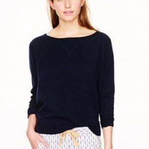 NWT JCrew Collection 100% Italian Cashmere Sweater